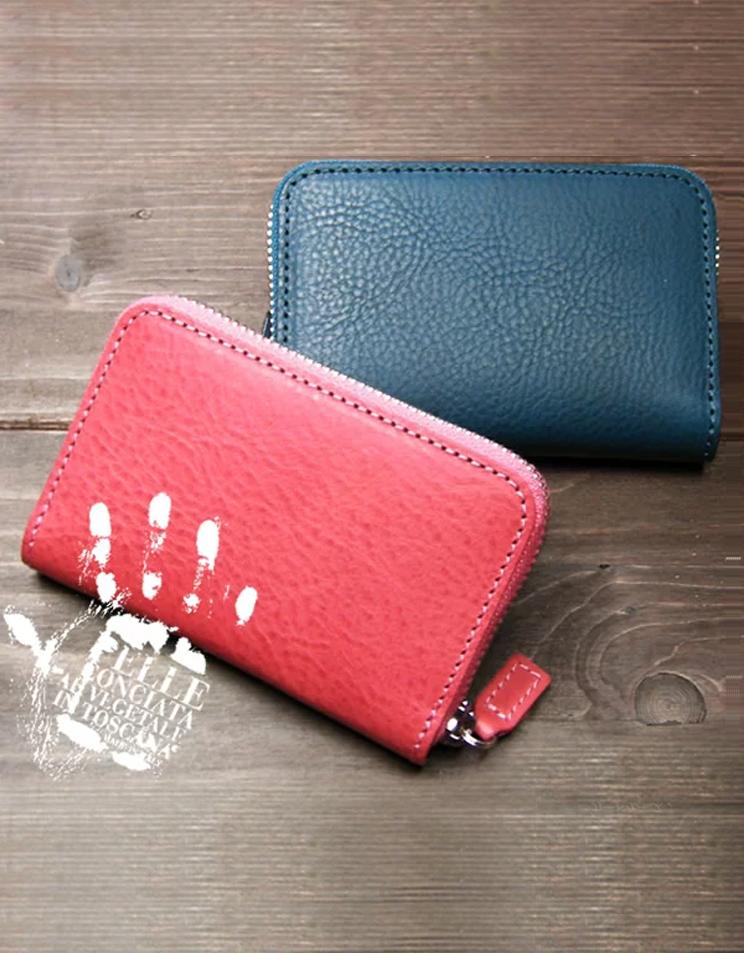 バダラッシ・カルロ社製 ミネルバボックス カードケース